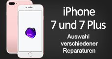 iPhone 7 und 7 Plus